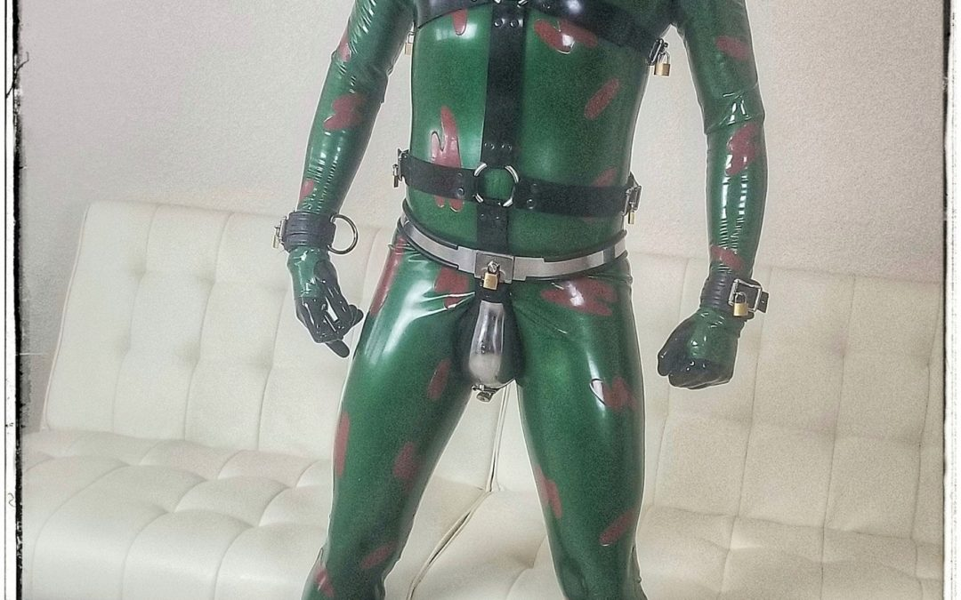 Permanent Chastity Part 2 by Tightlyrubberd