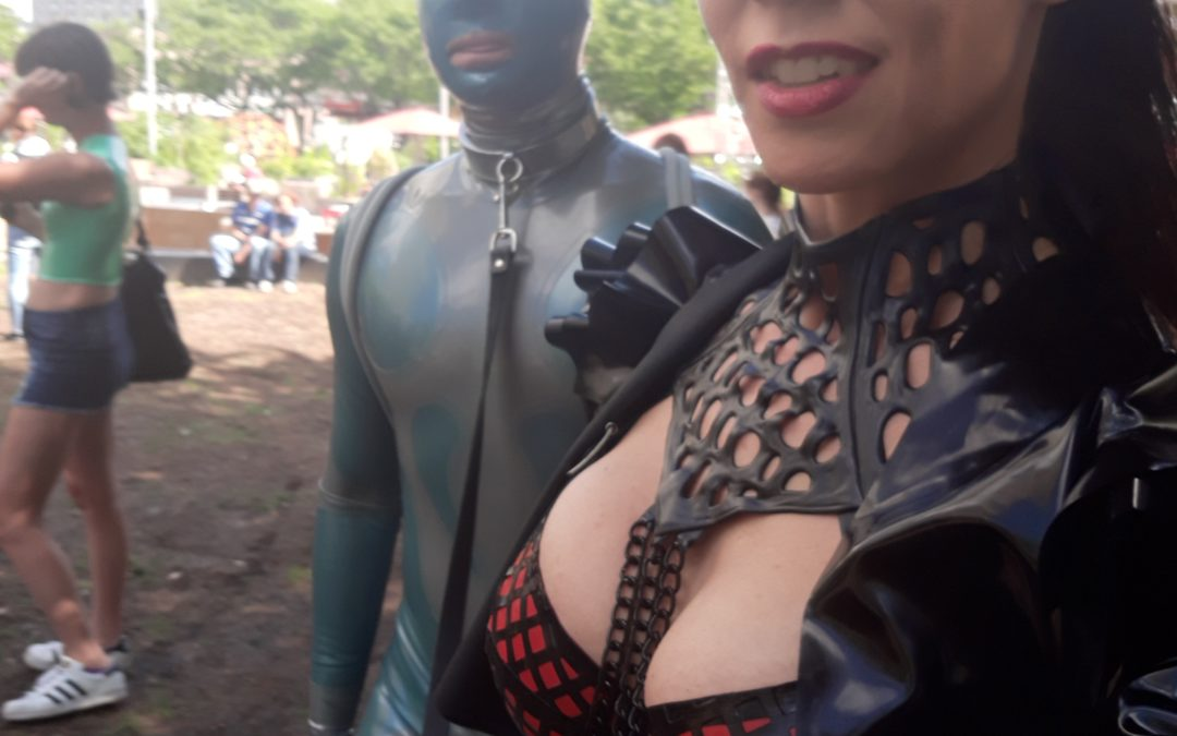 Montreal Fetish Weekend Blog